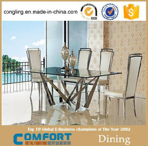 New Design Living Room Dining Table Furniture Set pictures & photos