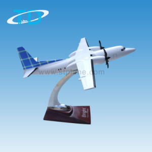 Fokker 50 Aircraft Resin Model Suppllier pictures & photos