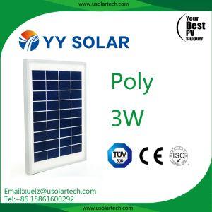 3watt/5watt Low Price Mini Solar Panel pictures & photos