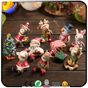 Hot Sell Zakka Resin Craft Decoration Cartoon Animals with Promotional Gifts pictures & photos