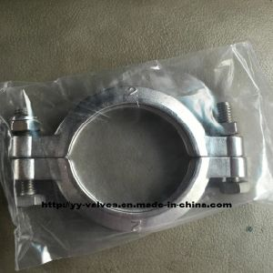 Stainless Steel 2-Piece Clamp pictures & photos