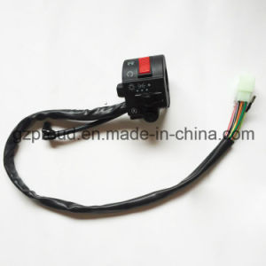 High Quality Motorcycle Gn125 Handle Switch Motorcycle Parts pictures & photos