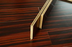 Waterproof Multi-Layer Solid Wood Flooring for Kitchen/Living Room/Chindren Room/Bed Room pictures & photos