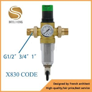 Whole House Sediment Water Filter for Home Filtration System pictures & photos