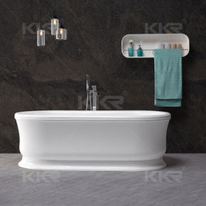 Kkr Special Size Solid Stone Bathtub Price Malaysia pictures & photos
