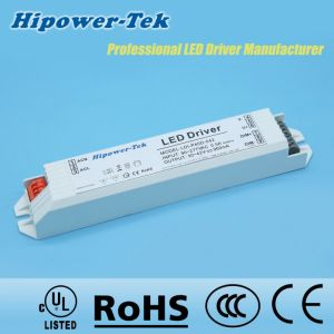 40W Constant Current Plastic Case Power Supply LED Driver pictures & photos