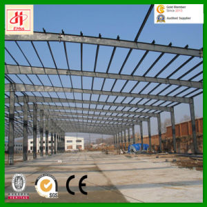 2017 Structural Steel Frame Warehouse Construction pictures & photos