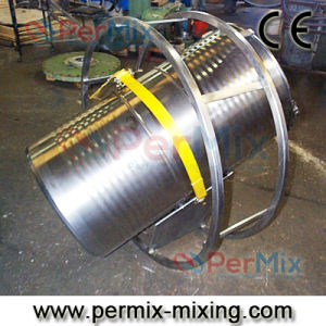 Drum Hoop Blender for 200L Barrel, Dye Mixing Machine (model: PDR-200) pictures & photos