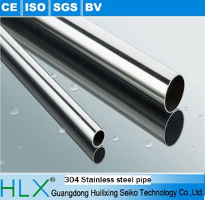 Anti-Static Stainless Steel Pipes (hlx-ssp) pictures & photos