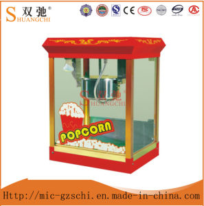 New Type and Flavored Outdoor Cinema Popcorn Making Equipment Machine pictures & photos