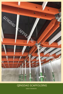Green Formwork Aluminium Slab Formwork for No Beam or Less Beam Structure pictures & photos