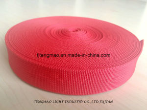 "1"" 900d Red PP Webbing for Bags"