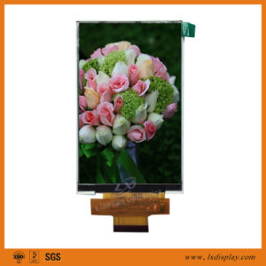 4.3 inch 480*800 TFT LCD Display with Driver IC ST7282 pictures & photos