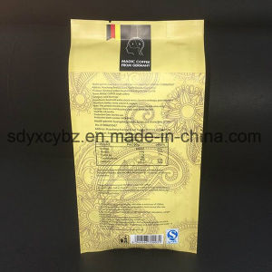 Food Grade Side Gusset Plastic Packaging Bag Used on Snack Food/Coffee/Rice pictures & photos