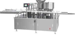 Oral Liquid Filling-Capping Machine (Pharmaceutical) (YGZ-16) pictures & photos