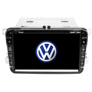 8 Inch for Volkswagen Universal Set Double DVD Player with Navigation, Bt Radio Built-in WiFi Moudle, 1080P TPMS pictures & photos