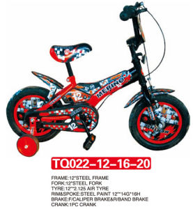 "Newest Model of Baby Bicycle for Boys 12"" pictures & photos"