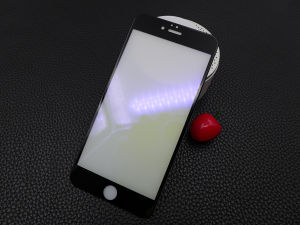Full Coverage Anti Blue Light 3D Tempered Glass Screen Protector for iPhone6 Plus