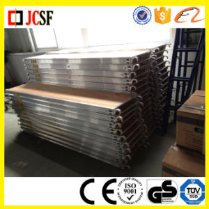 Aluminum Scaffolding Planks with Wood to USA&Canada Market pictures & photos