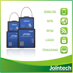 3G GPS Electronic Container Tracking Padlock for Container/Cargo/Trailer/Asset Live Management pictures & photos
