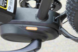 En 15194 250W Bafang MID Motor Fat Tire Mountain Electric Bike pictures & photos