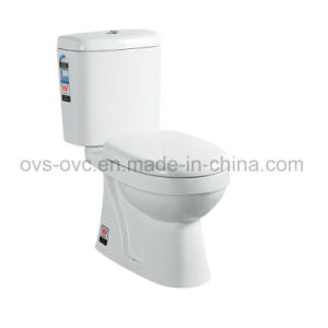 Hot Selling Watermark Australian Standard Toilet Bowl Ceramic Toilet pictures & photos