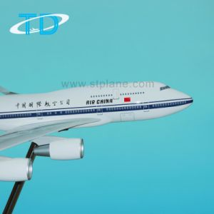 Air China Large Display Model B747-400 120cm Resin Airplane pictures & photos