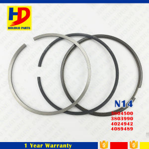 Cummins N14 Diesel Engine Piston Ring (3804500 4024942 4089489 3803990) pictures & photos