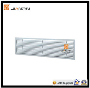 Curved Air Diffuser Air Conditioning Linear Bar Grille in HVAC System pictures & photos