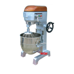 100L Bakery Spiral Mixer Double Speed Food Mixer with Double Motor pictures & photos