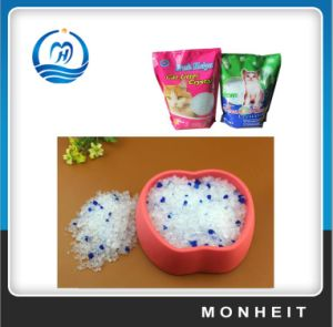 Bulk Package Silica Gel Cat Sand pictures & photos