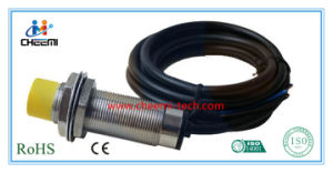 M30 Metal Inductive Sensor Switch Non-Flush NPN Nc 15mm Cable IP67 pictures & photos