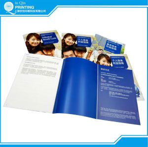 Professionalism Efficiency Custom Pamphlet Printing pictures & photos