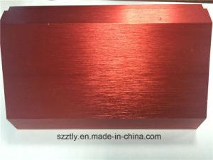 6063 Polished/Glossy Anodizing Aluminium/Aluminum Extrution Profile pictures & photos