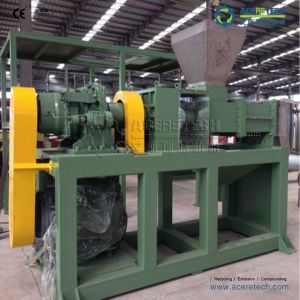 Plastic Recycling Machine in High-Impurities Ground Film Washing Recycling Line pictures & photos