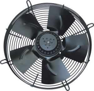 Ventilation Axial Blower (200mm) with External Rotor Motor CCC/Ce Certificate pictures & photos