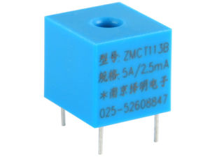 4.5mm Hole 30A 100ohm 2000: 1 0.2class PCB Mounting Current Transformer pictures & photos