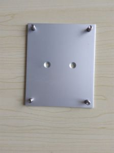 Aluminium Extrusion Product for Electronic Cap pictures & photos