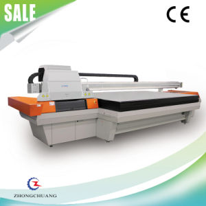 High Speed Large Format UV LED Flatbed Door Printer pictures & photos