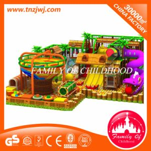Luxury Amusement Maze Soft Equipment Indoor Playground with Ball Pool pictures & photos