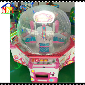 Slot Redemption Game Machine to Crane Toy and Candy pictures & photos