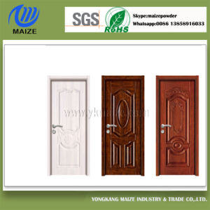 Perfect Security Doors Wood Effect Powder Coating pictures & photos