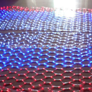 LED Christmas Twinkle Scanning Net Lights Decoration Light Factory pictures & photos