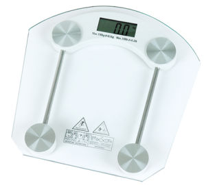 Factory Best Selling Digital Indicator Bathroom Scale pictures & photos