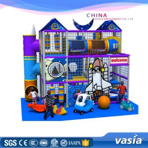 Nature Style Indoor Playground Equipment by Vasia pictures & photos