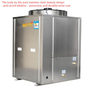 18.8kw 10c~45c Deg Setting, Stainless Steel 304 Casing, 5.3 Cop Pool Heater pictures & photos