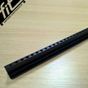 Aluminum Bars with Anodizing