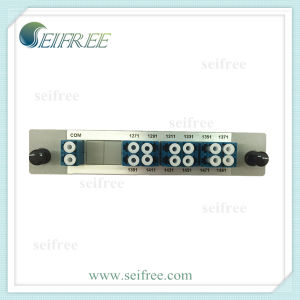 Manufacturer of CWDM DWDM OADM Fiber Optic Multiplexer pictures & photos