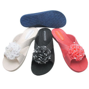 Flatform EVA Sandals Ladies Sandals Women Flip Flops Sandals pictures & photos