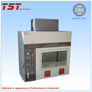 UL94 Appliance Plastic Materials Horizontal Vertical Flammability Tester pictures & photos